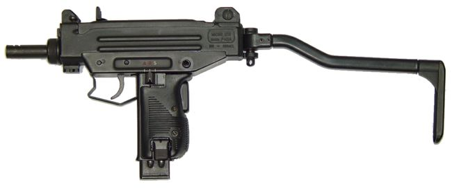 Guns Images 2013: Uzi Submachine Gun