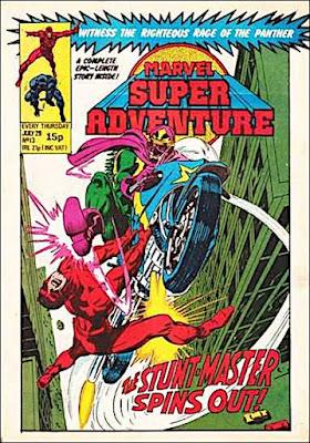 Marvel Super Adventure #13, Daredevil vs the Stuntmaster