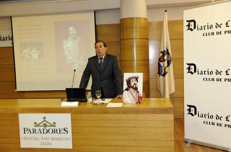 Fernando Llamazares Rodriguez. Foto  Javier Quintana. Diario de León.
