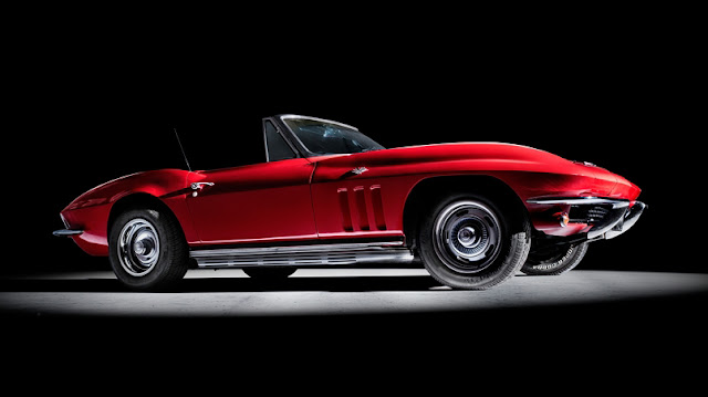 1965 Corvette Blair Bunting