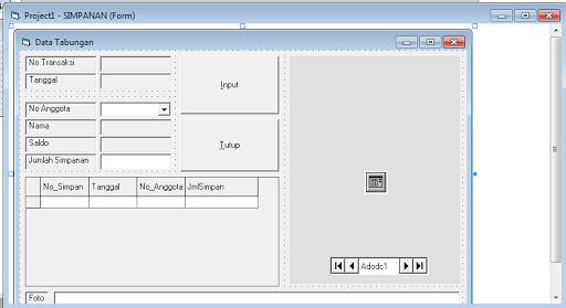 Source Coding Program Koperasi