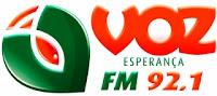 Rádio Voz Esperança FM de Goiânia GO ao vivo