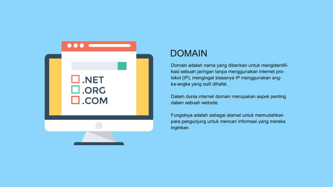 Mengapa Domain Penting