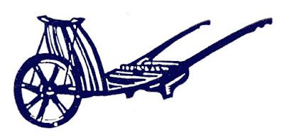Emblème de Tourcoing - Brouette du Broutteux