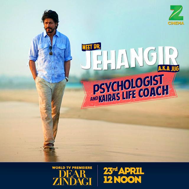 Movie: 6 reasons to watch Dear Zindagi - World Television Premiere on Zee Cinema!