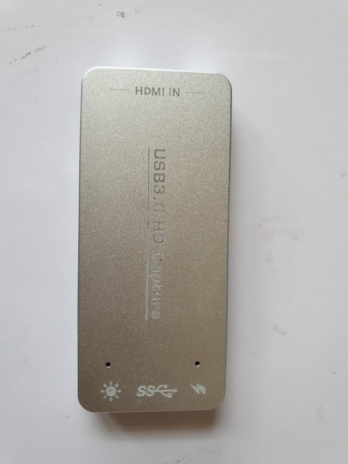 รีวิว Capture Card HDMI to USB 3.0  ราคาถูกมาก