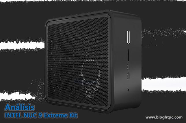 Análisis INTEL NUC 9 Extreme Kit
