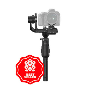 DJI Ronin-S Essentials Kit was number one in tripods and gimbals