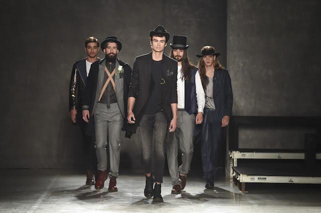 b capital, orozco clothing, talento colombiano, moda masculina y femenina, tendencias, estampados, color, prints, coleccion, fashion week, pasarela