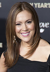 Asshole of the Month: Alyssa Milano