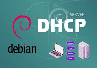 Cara mudah konfigurasi DHCP server Debian 8 di Virtualbox