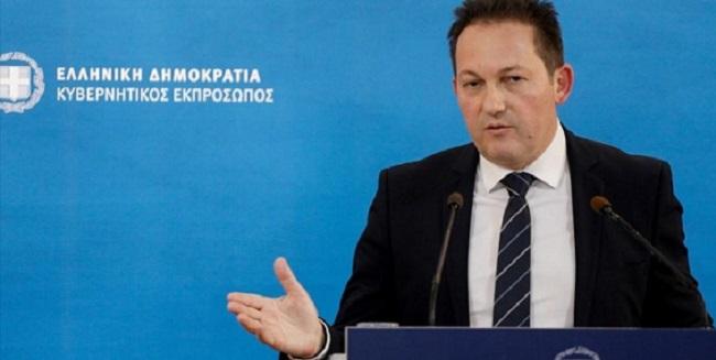 Πέτσας: «Ο Αλέξης Τσίπρας αποτελεί δυσφήμιση για την Ελλάδα στο εξωτερικό»