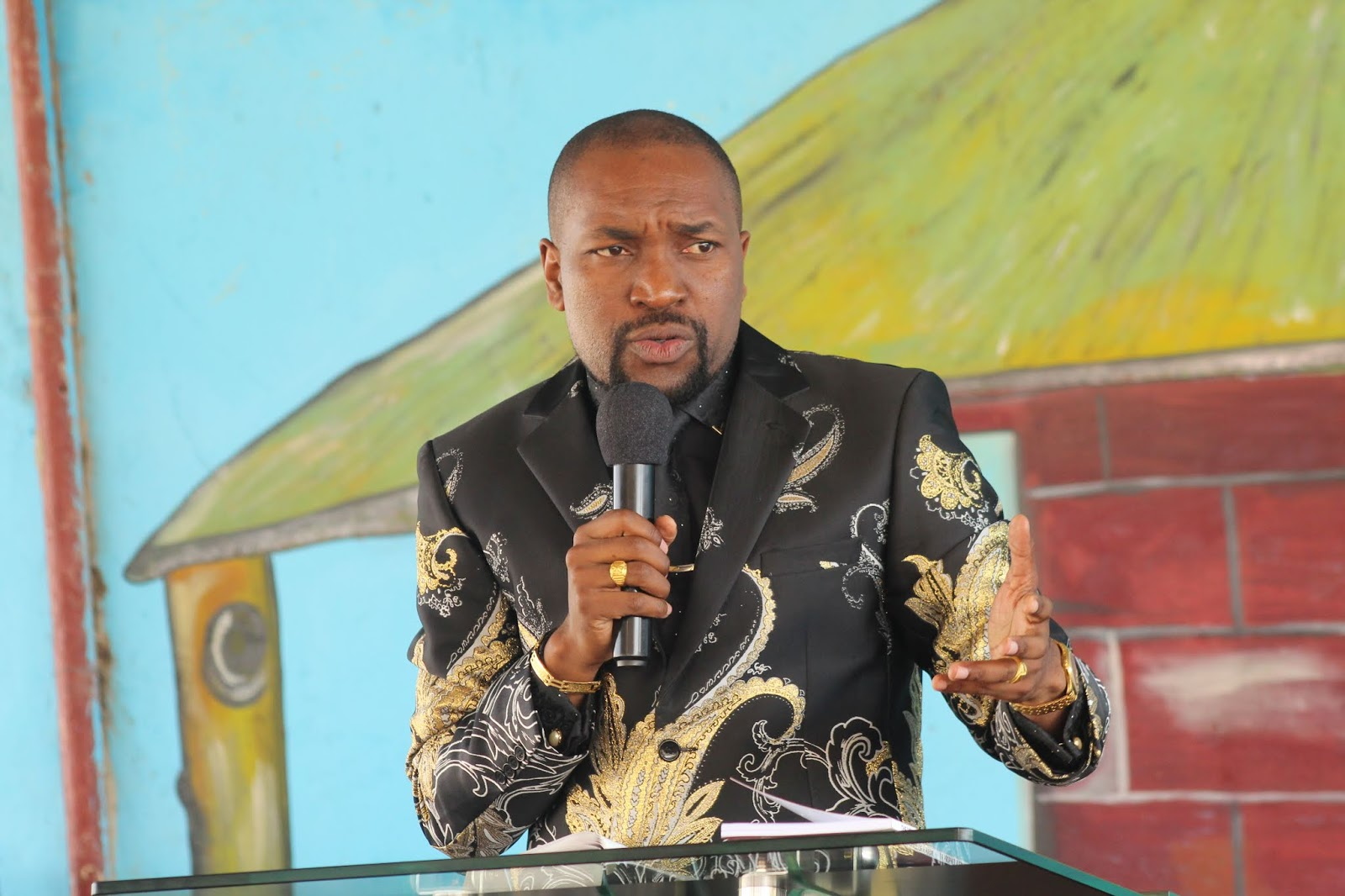 Prophet Blessing Chiza Teaches On The Power Of A Name