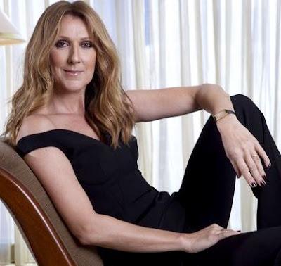 Foto de Céline Dion en la adultez