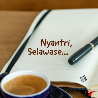Nyantri selawase