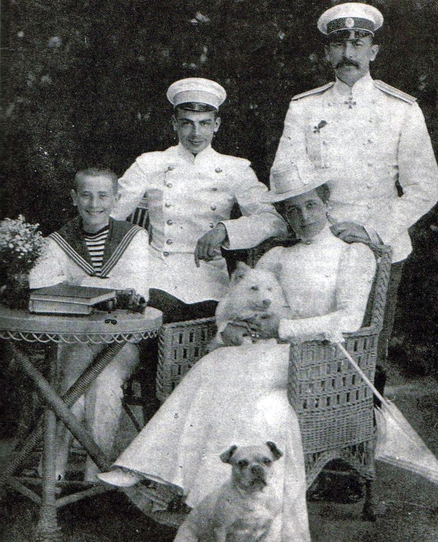 Царствуй на страх врагам...: Убийца Распутина - красавец-князь Феликс Юсупов