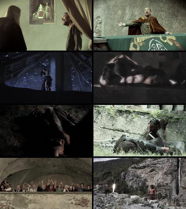 Kingdom of Gladiators 2011 Dual Audio Hindi 720p BluRay 800mb