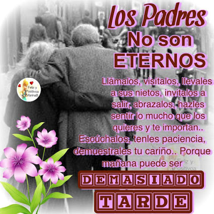 Imágenes De Amor Con Frases Para Tus Padres Bonitas
