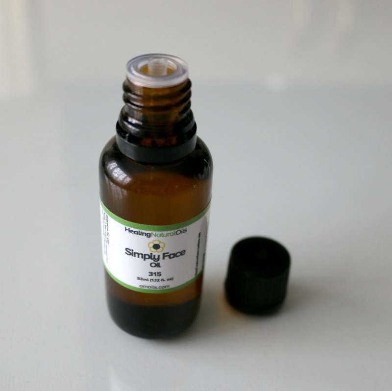 Amoils Healing Natural Oils Simply Face Oil