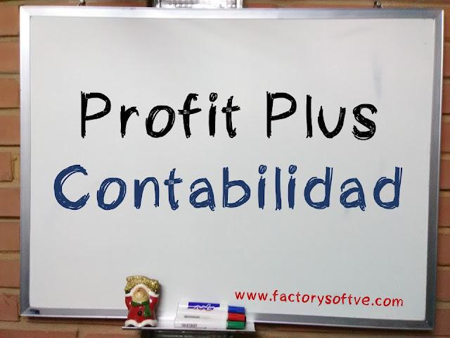 Profit Plus Contabilidad 2K8 para NO Contadores
