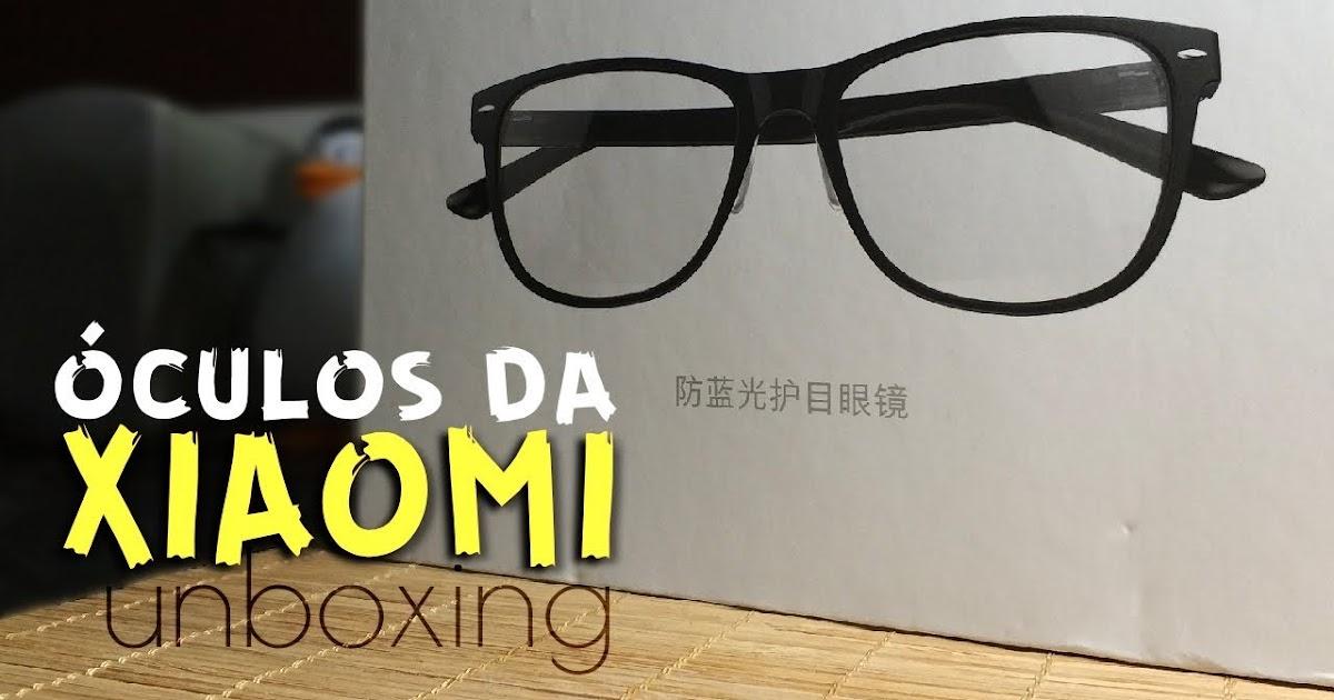 00c6ef55c2da5 ÓCULOS DA XIAOMI    Xiaomi Roidmi B1  UNBOXING  - MADRUGUEDS
