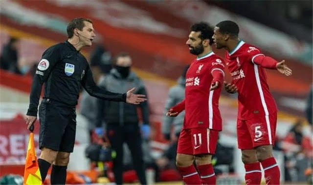 """Vinaldom: What Mohamed Salah is doing with Liverpool is """"amazing"""""""