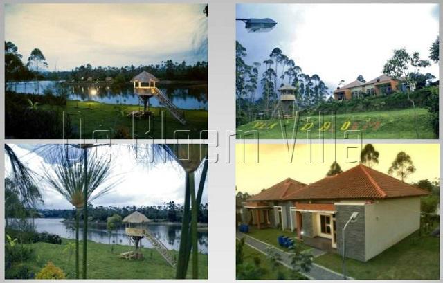 De Bloem Villa Pangalengan SEWA VILLA DAERAH PANGALENGAN