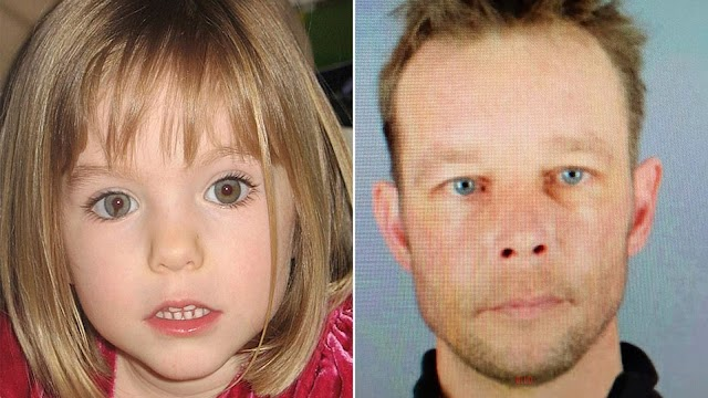 Sex Crime : Madeleine McCann detectives have 'material evidence' she is dead but refuse to say more