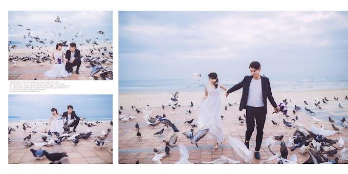 Album cưới đẹp chụp tại Đà Nẵng / Tuấn + Thảo