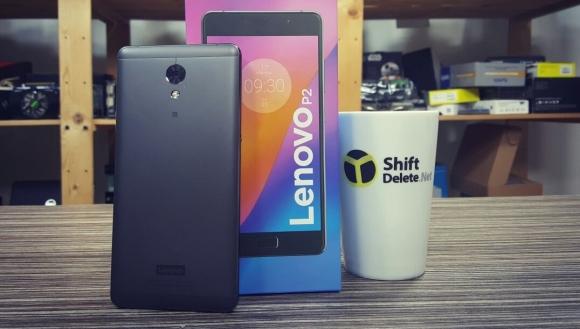 Lenovo P2 Biggest Mobile Phone