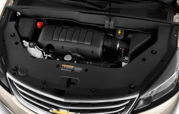 2018 Chevrolet Traverse Engine