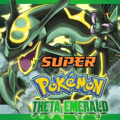 Pokemon Super Theta Emerald GBA ROM Download