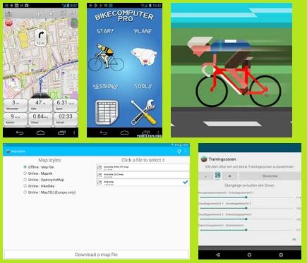 BikeComputer Pro 7.6.0 GPS APK
