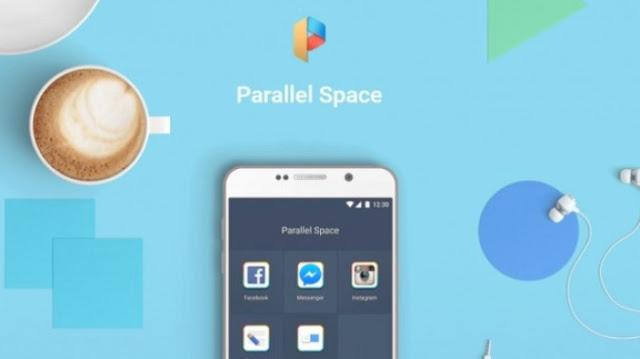 Parallel Space Aplikasi Ganda