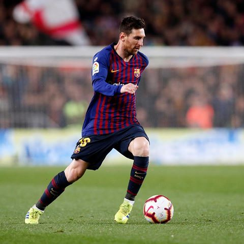 Lionel Messi Becomes The World's Highest-Paid Athletes