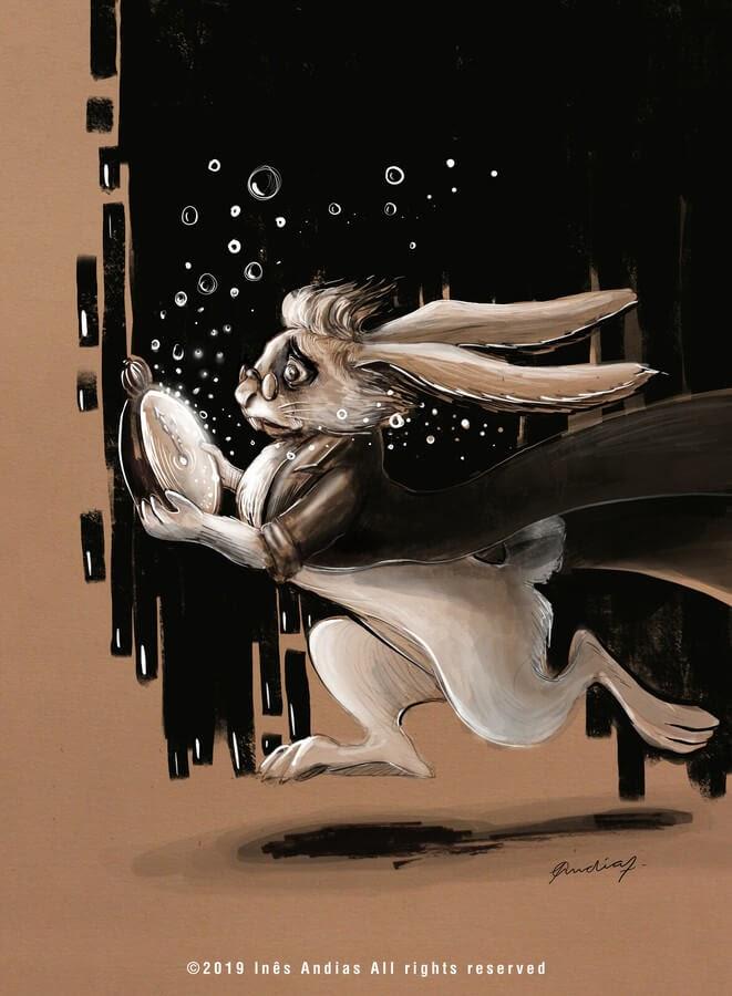 04-The-White-Rabbit-Ines-Andias-www-designstack-co