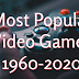 Most Popular Video Games of All Time - Modapkk