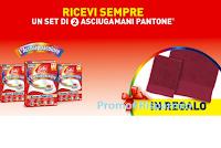 Logo ''L'Acchiappacolore Collection'': come avere in regalo Set asciugamani Pantone