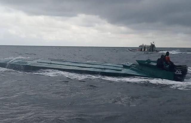 Que le avisen al CJNG y al señor Mencho golpazo que le acaban de dar en Colombia le tumban submarino cargado con una tonelada de coca