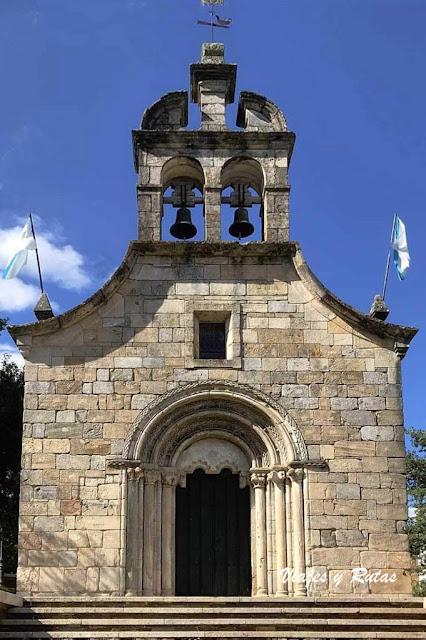 Iglesia de San Pedro, Portomarín