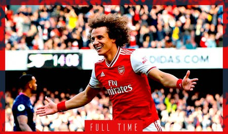 Arsenal 1-0 Bournemouth: David Luiz the Difference