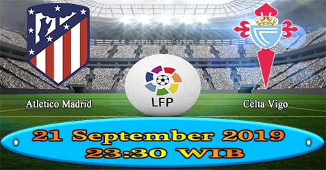 Prediksi Bola855 Atletico Madrid vs Celta Vigo 21 September 2019