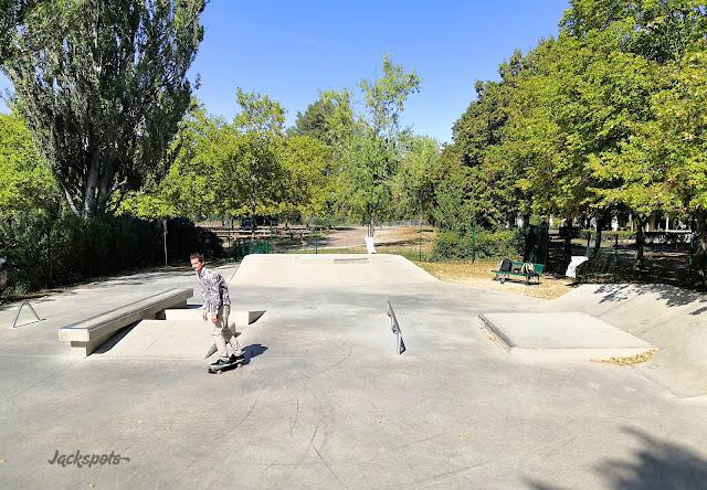 skate parc chatou