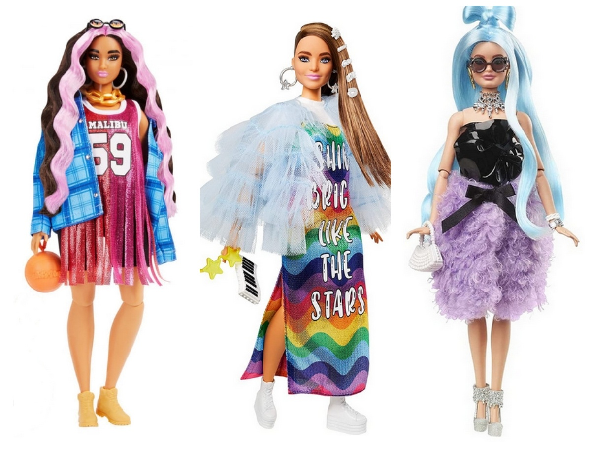 extra barbie doll