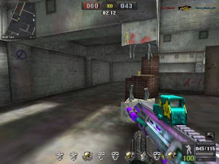 #CODE32 Link Download File Cheats Point Blank 17 - 18 Maret 2020