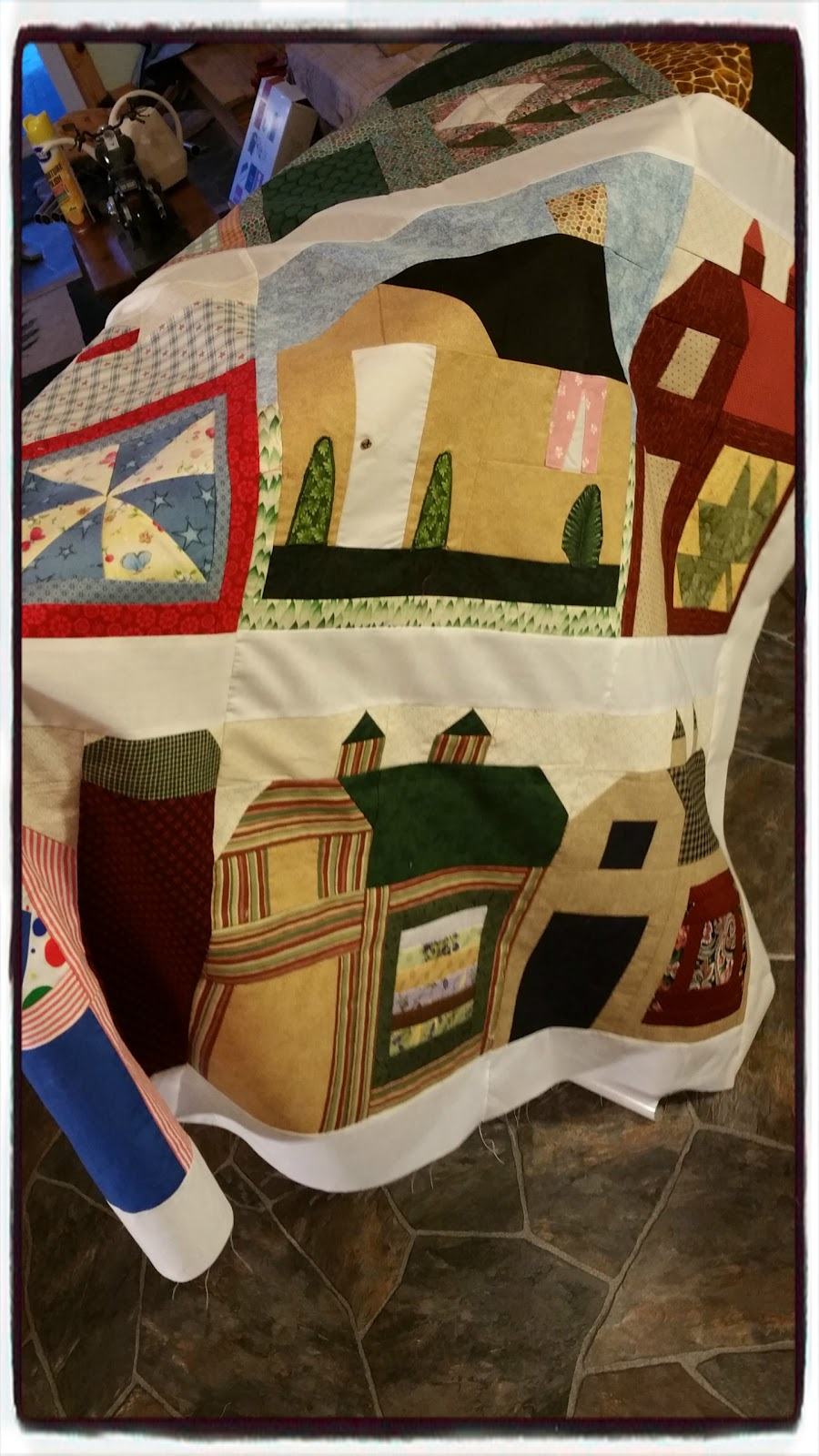 Country Lady Quilts Projects