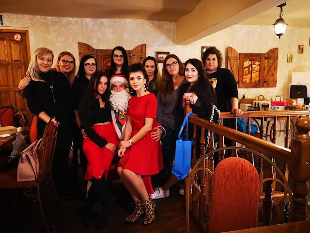 Charytatywne spotkanie Mikołajkowe #christmasbloggercamp