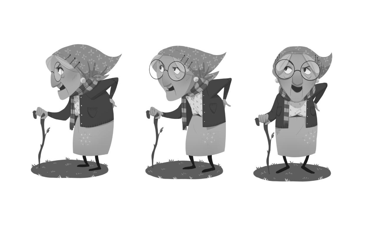 O que é character design?