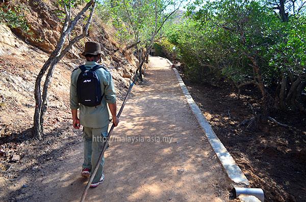 Ranger Komodo National Park