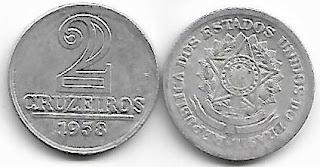 2 Cruzeiros, 1958